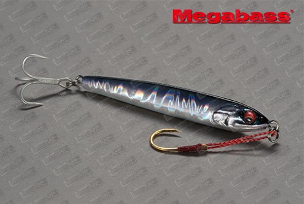 MEGABASS  Metal-X Wavingider