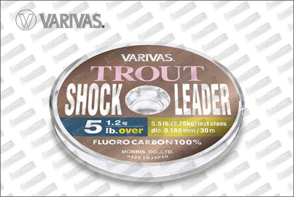 VARIVAS Trout Shock Leader