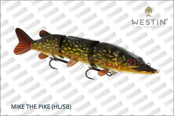 WESTIN Mike The Pike HL/SB