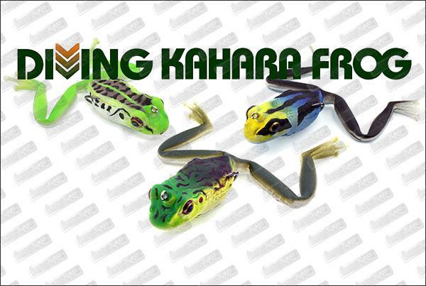 KAHARA Diving Kahara Frog