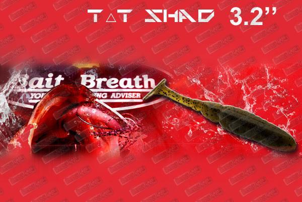 BAIT BREATH T.T Shad 3.2''