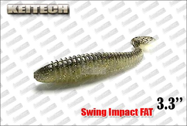 KEITECH Swing Impact Fat 3'3''