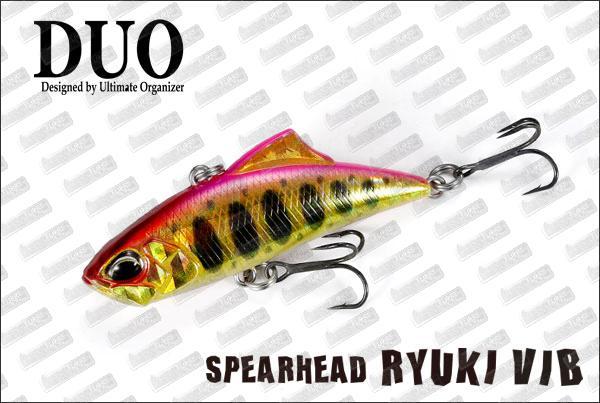 DUO Speakhead Ryuki Vib