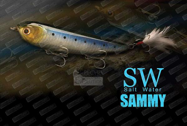 LUCKY CRAFT SW Sammy 100
