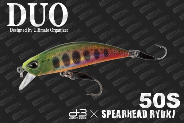 DUO Spearhead Ryuki 50S D3-BS