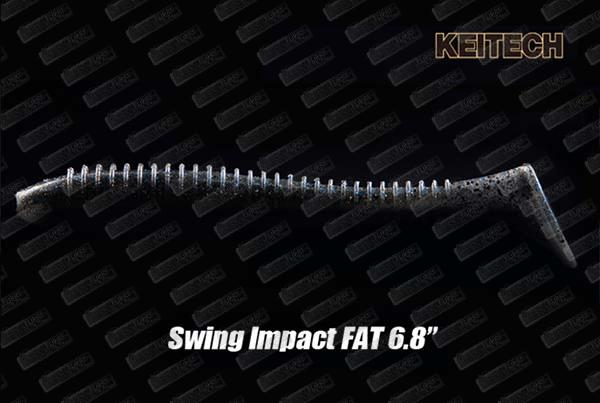 KEITECH Swing Impact Fat 6'8''