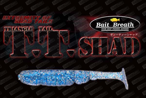 BAIT BREATH T.T Shad 2.8''