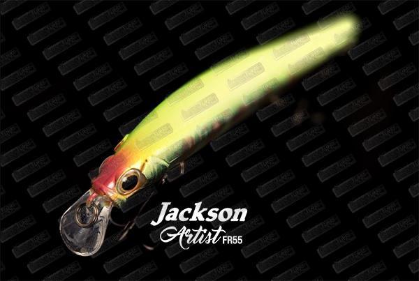 JACKSON Artist FR55