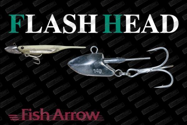 FISH ARROW Flash Head