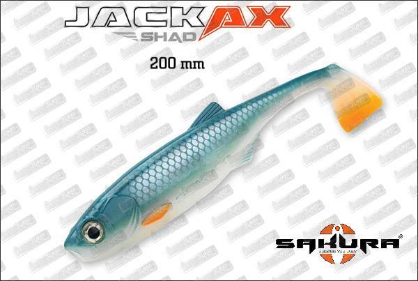 SAKURA Jackax Shad