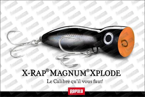 RAPALA X-Rap Magnum Xplode 170