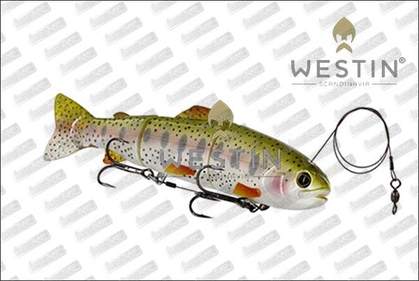Westin tommy the trout hl line