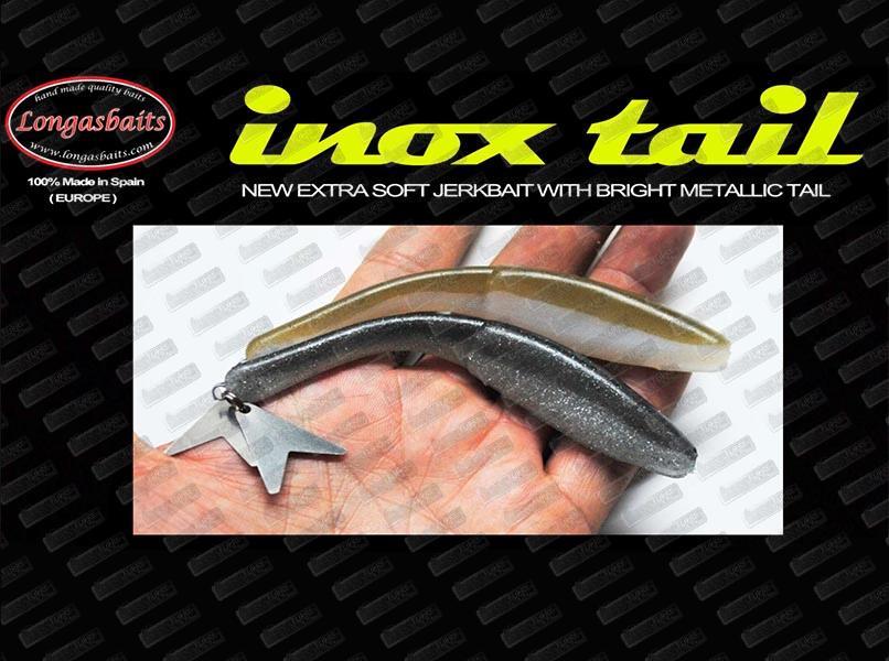 LONGASBAITS Inox Tail