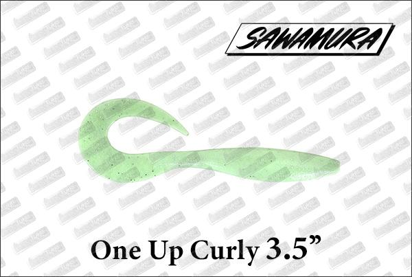 SAWAMURA One Up Curly 3.5''