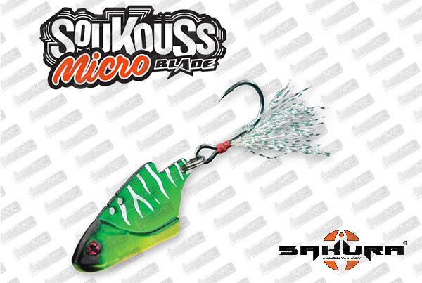 SAKURA Soukous Micro Blade