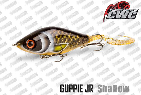 CWC Guppie Jr Shallow