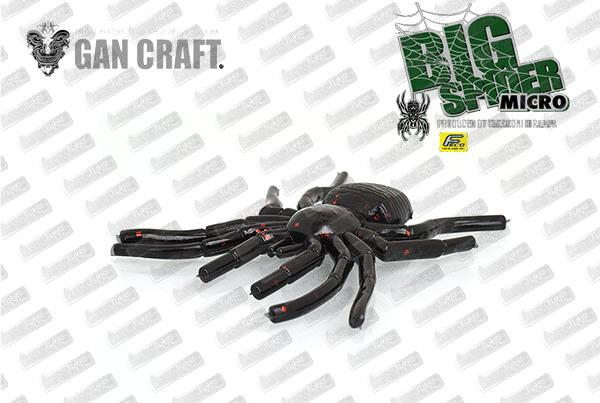 GAN CRAFT Big Spider Micro