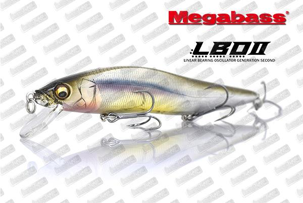 MEGABASS Vision 110 Max LBO