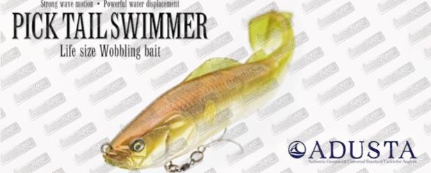 ADUSTA Pick Tail Swimmer