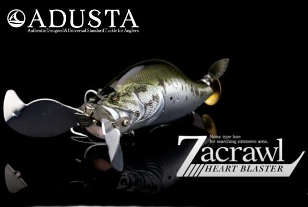 ADUSTA Zacrawl Heart Blaster