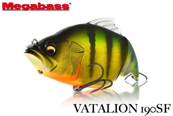 MEGABASS Vatalion 190SF