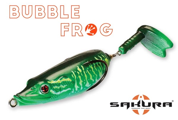 Sakura bubble frog 70