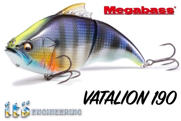 MEGABASS Vatalion 190SS