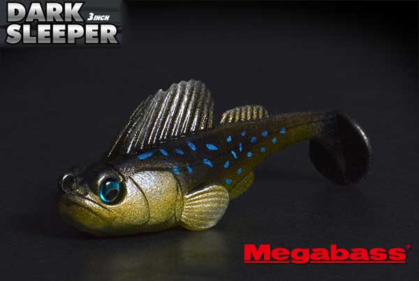 MEGABASS Dark Sleeper 3.8''