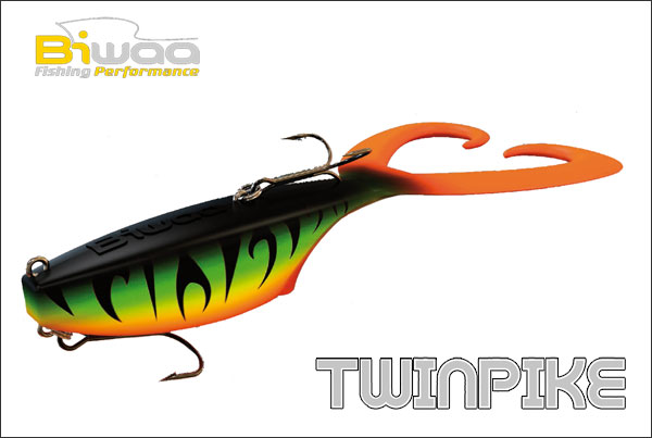 BIWAA Twinpike 220mm