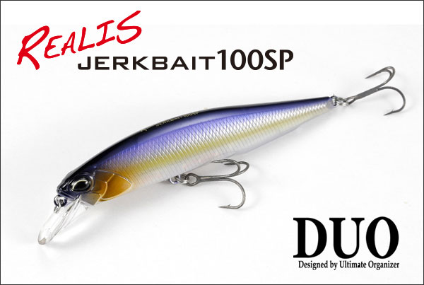 DUO Realis Jerkbait 100 SP