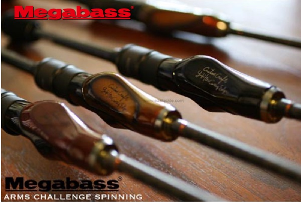 MEGABASS Arms Challenge Spinning