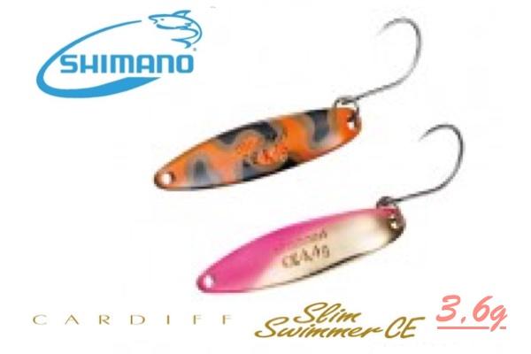 Cardiff Slim Swimmer CE 3,6g