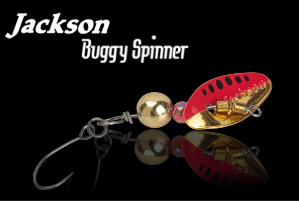 JACKSON Buggy Spinner