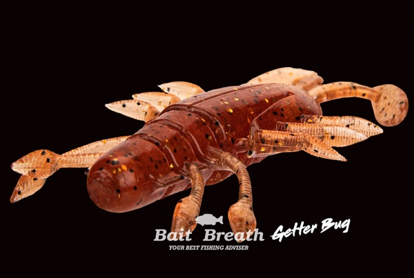 Bait breath getter bug 2''