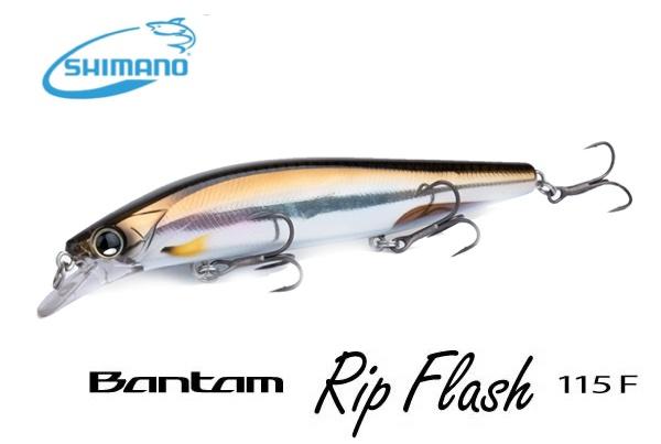 SHIMANO Bantam Rip Flash 115F