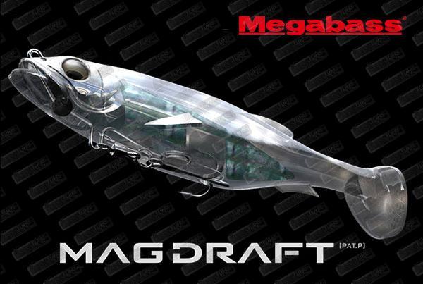 MEGABASS Mag Draft 10''