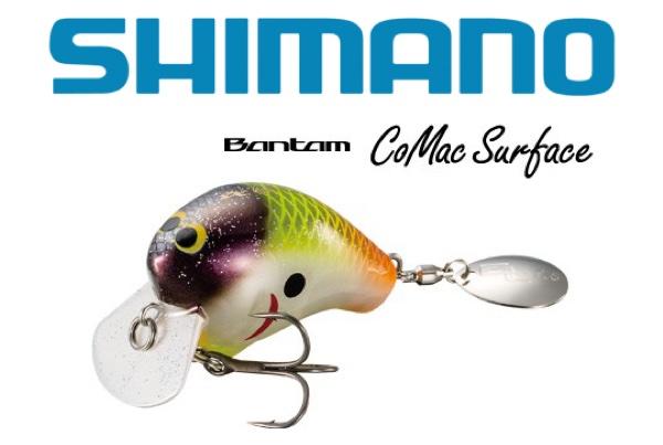 SHIMANO Bantam CoMac Surface