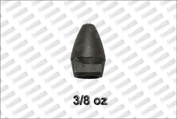 REINS TG Slip Sinker Green Pump 3/8 oz