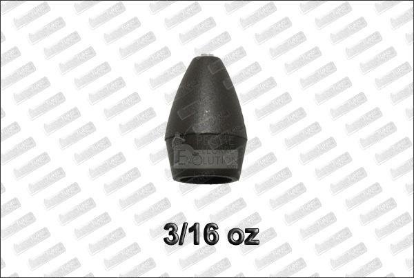REINS TG Slip Sinker Green Pump 3/16 oz