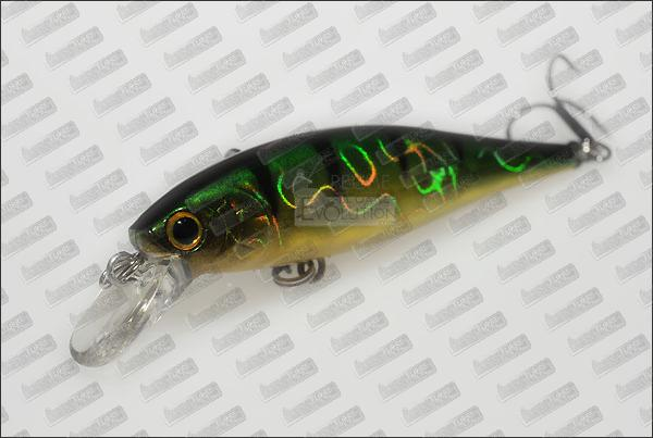 LUCKY CRAFT B'Freeze 65 SP #Aurora Green Perch