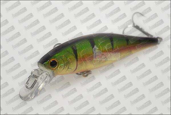 LUCKY CRAFT B'Freeze 65 SP #Aurora Gold Northern Perch