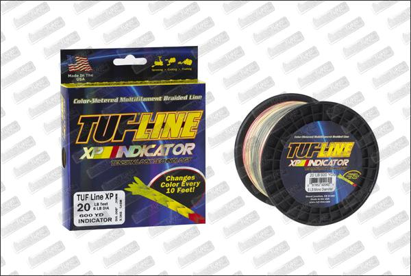 TUF LINE Indicator XP 46mm 44kg 274m