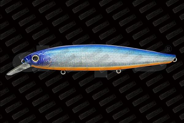DEPS Balisong Minnow 100 SP #07 Blue Back Shad