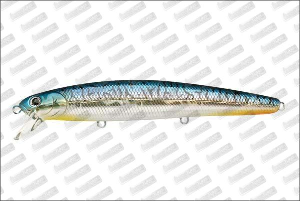LUCKY CRAFT SW Flash minnow 110 SP Aurora Mackerel