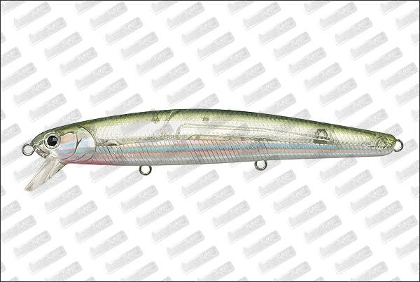 LUCKY CRAFT SW Flash minnow 110 SP #MH Ghost Sayori