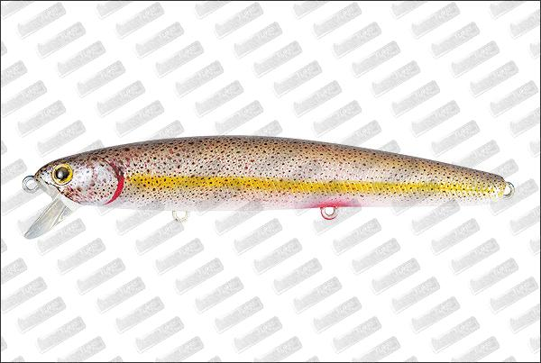 LUCKY CRAFT SW Flash minnow 110 SP Real Skin #BL-Chartreuse Shad