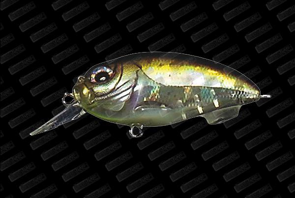 MEGABASS SR-X Cyclone #HT Ito Tennessee Shad