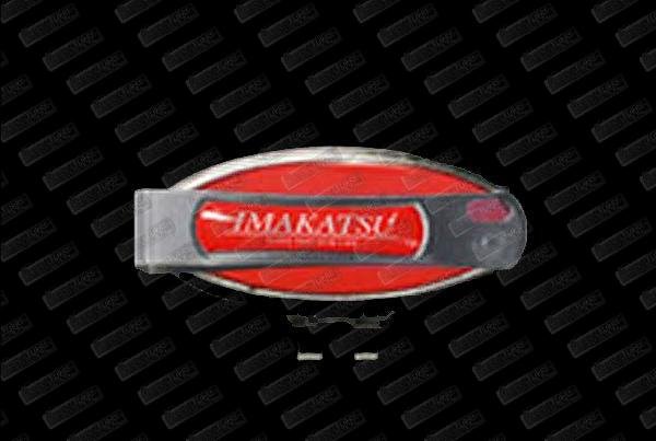 IMAKATSU Line Cutter & Magnetic Cap Red