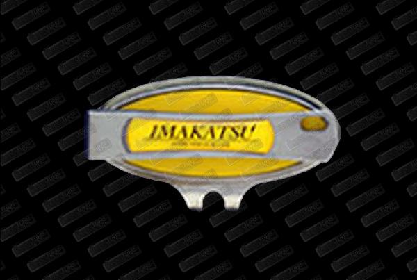 IMAKATSU Line Cutter & Magnetic Cap Yellow