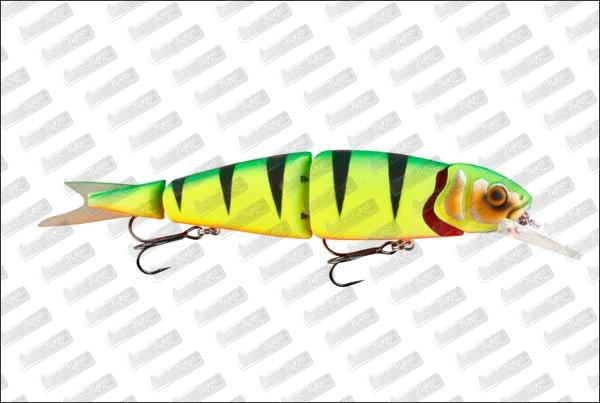 SAVAGE GEAR 4Play Herring Lowrider 9,5 cm SS-05 Fire Tiger